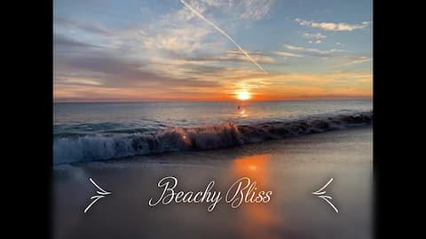 Beachy Bliss Awaits* Just Steps from the Atlantic