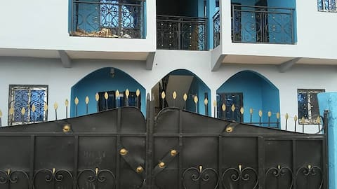 Studio meublé (Dschang-Cameroun)
