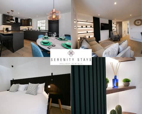 Kingsbridge Penthouse, 2 bed, park side apartment