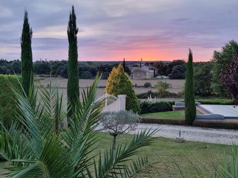 Villa provençale au calme