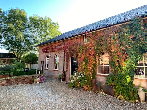 Betsey Trotwood. Storico ed elegante cottage con 2 camere da letto.