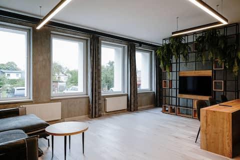 Modern 2 bedroom apartment in Mažeikiai
