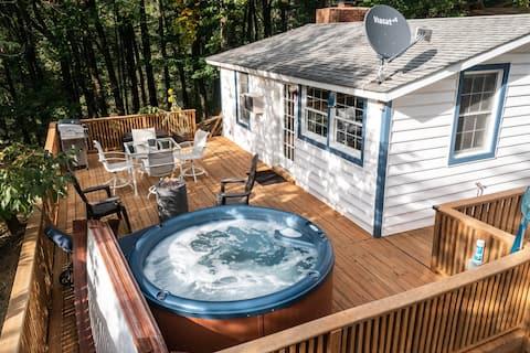 Cozy/Romantic Cottage - 10 mins from Shenandoah NP