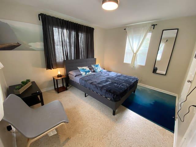 Aqua confort room and feel the calm