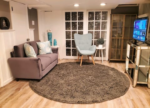 Relax and Unwind - Luxurious 1-bedroom apt
