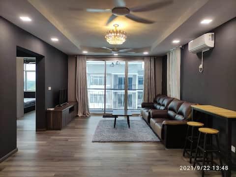 Entire Unit Riverview 3-room large Apartment