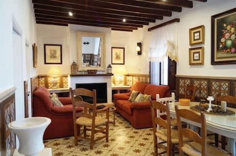 Casa Rural reformada en Villanueva del Trabuco