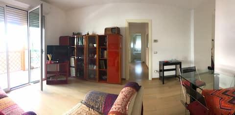BastIsa: Geräumige und helle Wohnung
