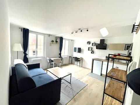 Beautiful apartment at the foot of the Seine