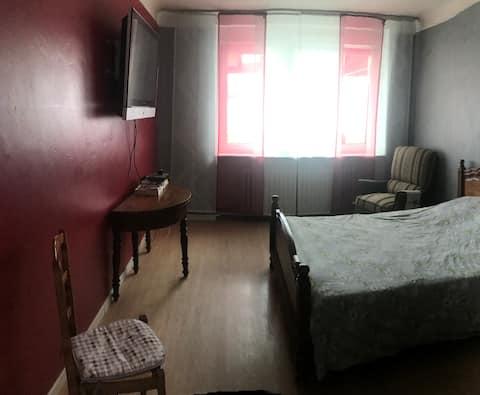 confortable chambre d'hôte axe Sarrebruck Metz