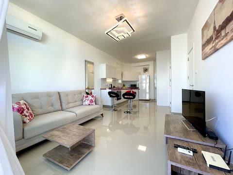 Квартира в 120 метрах от пляжа в premium комплексе