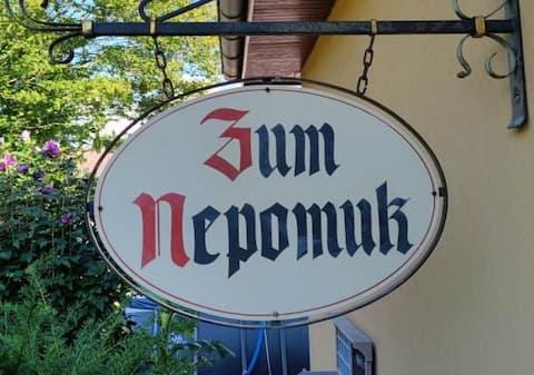 """Pokoj """"zum Nepomuk"""""""