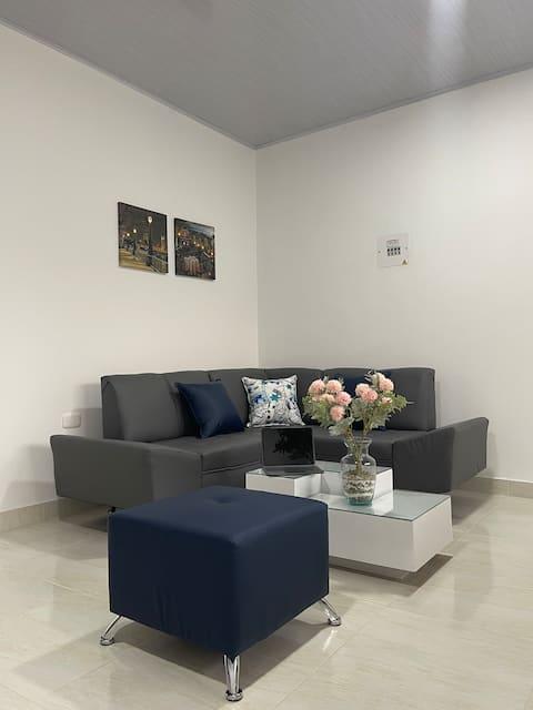 Hermoso apartamento en el bello valle de Abrego.