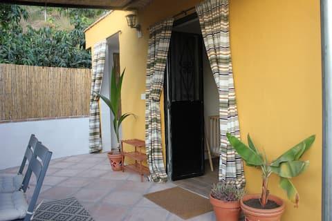 Luxuriöses  Gästehaus mit Whirlpool und schöner Aussicht