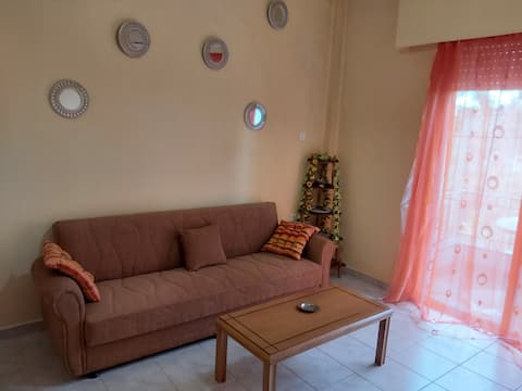 Apartment Getaway in Sparti