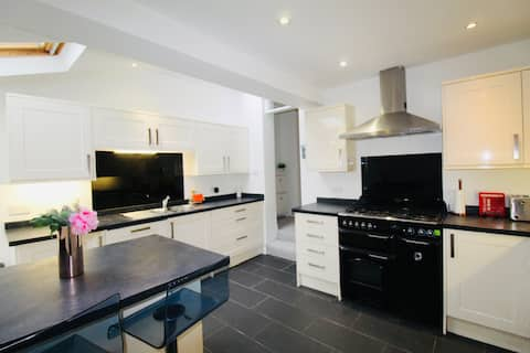 A beautiful 3 bedroom home in Bath