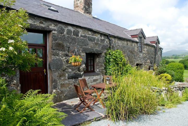 The Barn & Hayloft in Snowdonia