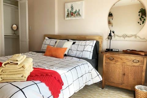 Suite Stone Cottage * Lac Hefner * Calme * Wifi *