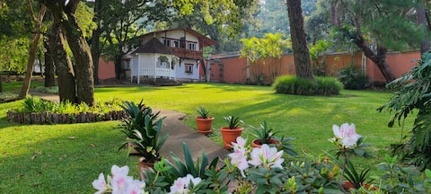 Casa Campo - A Natural Oasis in the City.