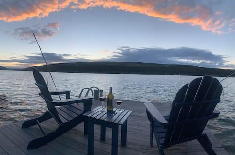 Keuka Retreat on the Water