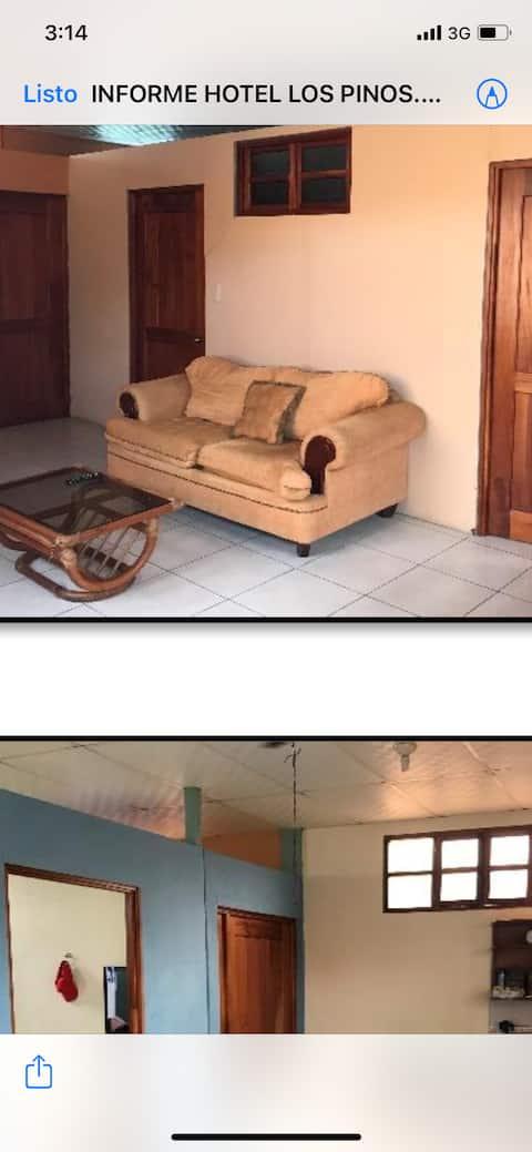 Cómodo apartamento en Ocotal.