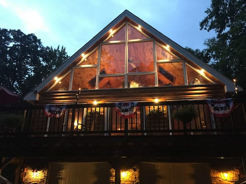 Tall Timber Lodge on Lake Winnisquam