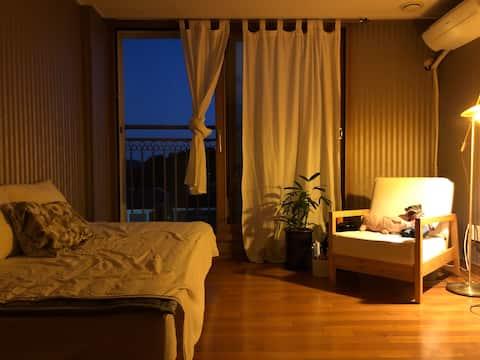 1 bedroom near 계양역&아라뱃길 Gyeyang&Ara canel