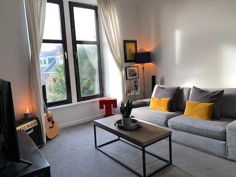Stylish 1 bedroom flat near the city centre