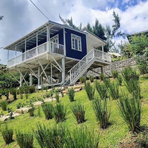 Oceanview 2 Bedroom Cottage in Cattlewash