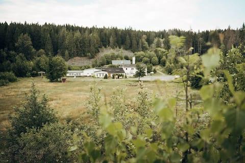 Ferienhaus im Thüringer Wald - Natur pur!
