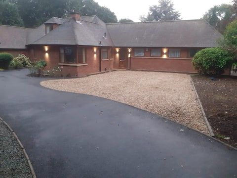 Woodland View - Exclusive and private bungalow