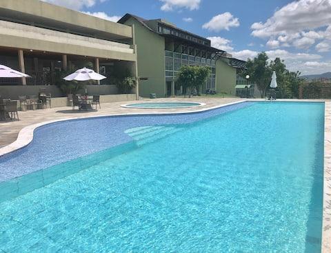 Flat Villa Monte Castelo Gravatá Bezerros Sairé