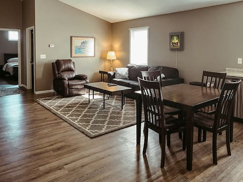 New Downtown One Bedroom - South Unit
