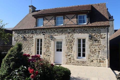 Cottage cosy avec cheminée - Le Cabaret du Langot