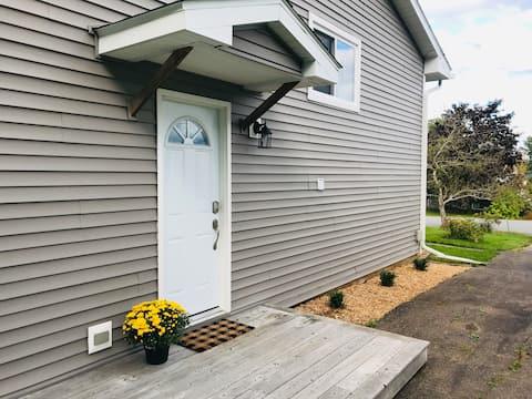 2 Bedroom Micro-townhouse near Halifax Airport