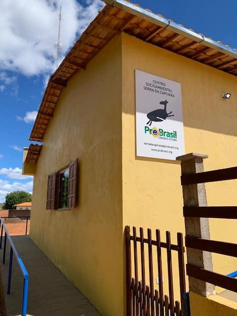 Hospedagem Parque Nacional Serra da Capivara