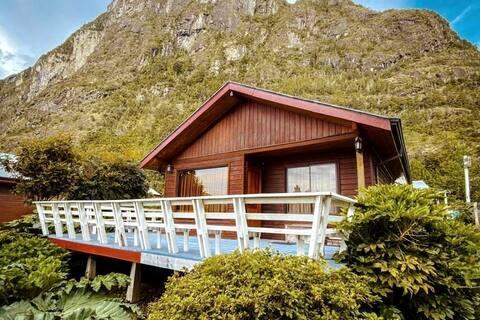 Cabañas El Refugio Llifen