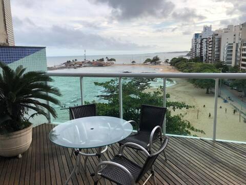 Apartamento Luxo Frt Praia Castanheiras Guarapari