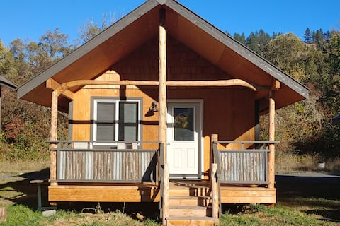 Cozy cabin on the Southfork of the Clearwater