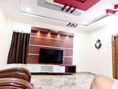 Well presented 3bhk duplex villa... *KrishRio-24*