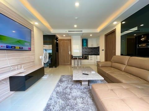 Large Luxury  1 Bed - Pattaya City  - Grand Avenue