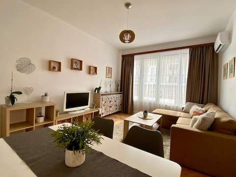 Lovely apartment in the heart of Sofia