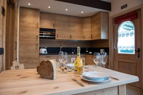 AG Apartamentai Livigno Centro Dviejų kambarių Superior
