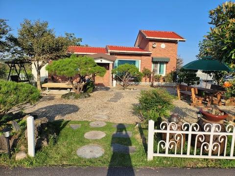 담양 들꽃향기 전원주택