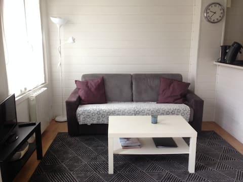 Le Vaudreuil: Appartement 2 pièces