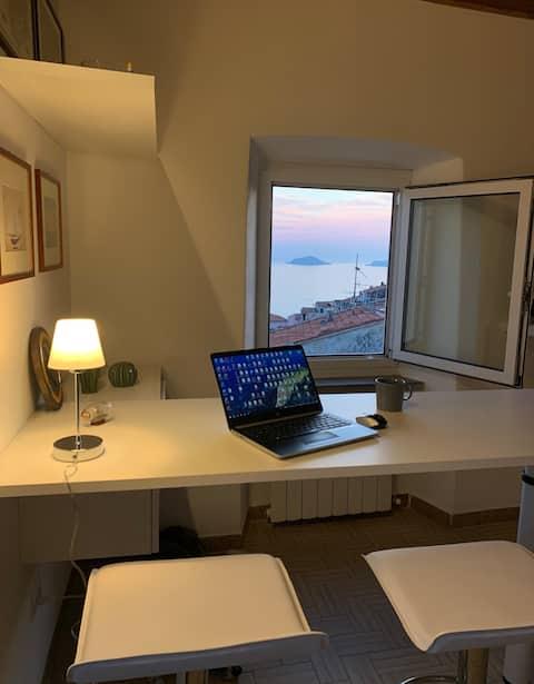 Appartamento La Serra di Angela a Lerici