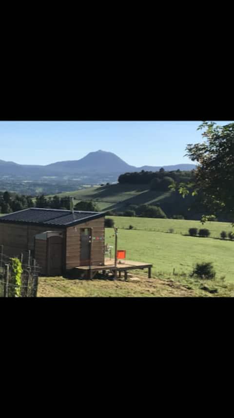 Tiny house à la ferme