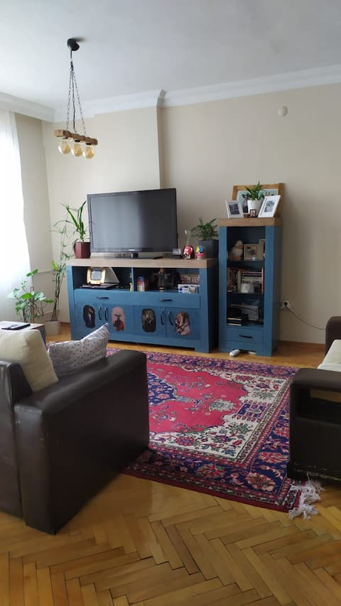 Cosy and stylish apartment in Kadikoy.
