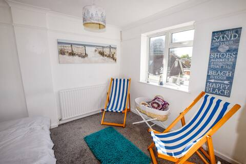 Spacious apartment in the heart of Poole
