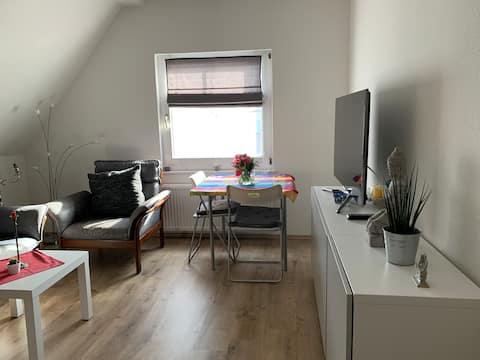 Schönes 2- Zimmer Apartment im Naherholungsgebiet